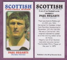 Dundee United Paul Hegarty Scotland